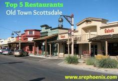 Old Town Scottsdale Restaurants