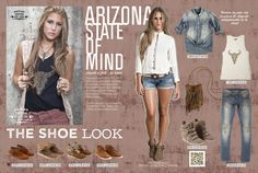 Arizona - Tennis Magazine Diciembre 2012 www.tennis.com.co Tennis Magazine, Military Jacket, Arizona, Jackets, Shoes, Fashion, Going Out Clothes, Clothing Stores, Woman Clothing