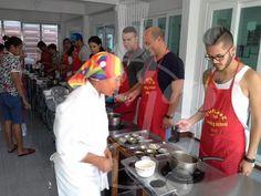 """Absolute Fun"" Vegetarian Thai Cooking Class Bangkok Review 833 | Chef Leez.com"