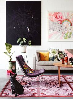 Homes to inspire by Kirra Jamison http://www.thedesignchaser.com/2013/02/homes-to-inspire-kirra-jamison.html