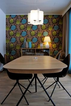 KUVIA - Casa Tieva Dining Table, Interior, Pictures, Furniture, Home Decor, Houses, Photos, Dining Room Table, Decoration Home