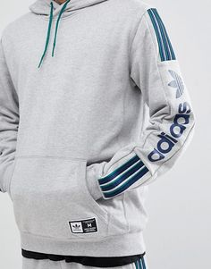Look for the newest stylish hoodies. Shop placing hoodies from hundreds of top-class lavish music labels. Adidas Fashion, Mens Fashion, Fashion Trends, Stylish Hoodies, Camisa Polo, Adidas Outfit, Hoodie Outfit, Moda Fitness, Latest Fashion Clothes