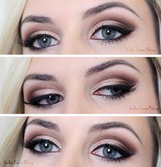 Today's Makeup - Festive!