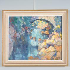 ILMARI HUITTI, signeerattu -55, 48 x 59 cm. Amanda, Diagram, Watercolor, Artwork, Design, Paintings, Contemporary, Watercolor Artists, Pen And Wash