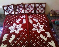 مجموعة اخرى من بساطات تحفة - منتديات الجلفة لكل الجزائريين و العرب Quilting Designs, Quilt Design, Bath Towel Sets, Bed Spreads, Bed Sheets, Elsa, Gift Wrapping, Design Inspiration, Quilts