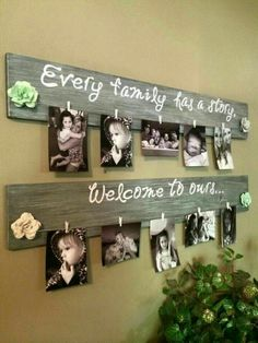 40 DIY Picture Frames You Can Make & Sell - DIY Projects for Making Money - Big DIY Ideas