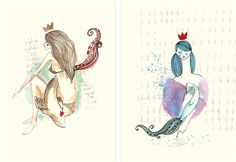 Ilustração por Eva Uviedo;