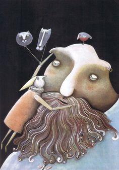 'The adventures of Pinocchio' illustrated by Arianna Papini @ Al peggio non c'è mai fine