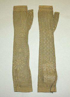 Art Object | The Metropolitan Museum Mobile. Knit silk. American.