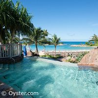 The Whirlpool Spas at the Aulani, a Disney Resort & Spa