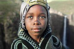 "David Lazar, ""A portrait from Semonkong"", Lesotho."