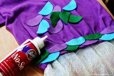 DIY Baby Fish Costume Tutorial 5 web