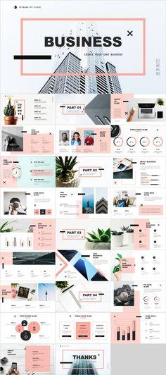 Multipurpose and minimal design PowerPoint template - Trend Bildungsarchitektur 2019 Ppt Design, Ppt Template Design, Keynote Design, Design Brochure, Identity Design, Icon Design, Identity Branding, Booklet Design, Visual Identity