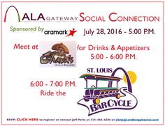 Great Social Connection sponsored by @Aramark.