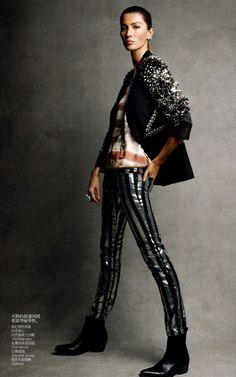 Gisele Bündchen for Vogue China