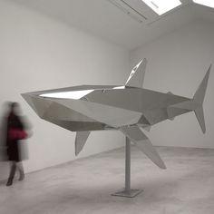 Fancy - Shark by Xavier Veilhan