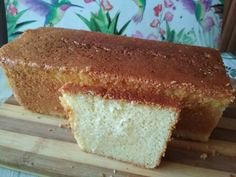 Ekspresowa babka cytrynowa mamy | Blog Kulinarny Vanilla Cake, Bread, Blog, Brot, Blogging, Baking, Breads, Buns