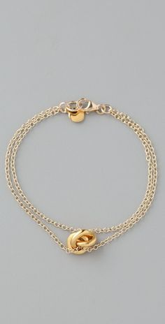 Gorjana Infinity Ring Bracelet...Oh my gosh. LOVE THIS