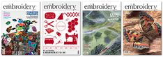 Embroidery Magazine