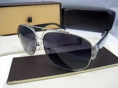 Louis Vuitton LV Z0288U Sunglasses In Silver