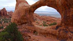 Double O Arch Moab, Utah