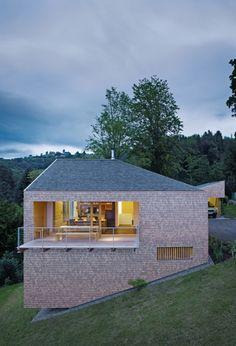 HD Haus / Bernardo Bader/Schwarzach, Voralberg, Austria