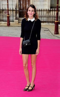 Alexa Chung Photo - Royal Academy Summer Exhibition 2010 - VIP Private View Arrivals