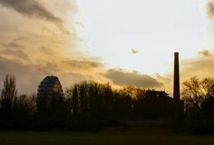National Space Centre and Abbey Pumping Station,Leicester