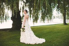 A Royal Canadian Yacht Club destination wedding in Toronto, Canada