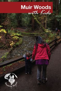Muir Woods National Monument is a great day trip with kids when visiting San Francisco. The trails are easy and there are both short and long ones to satisfy the entire family.