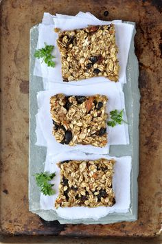 One of my most popular recipes, here on the blog and at home with my family, are the Breakfast Oatmeal Bars  whose recipe I posted 3 1/...