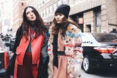Street Style invitadas New York Fashion Week   Galería de fotos 56 de 90   GLAMOUR