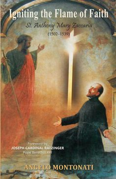 A New Upcoming in 2015 #Barnabite #Publication entitled #Igniting the #Flame of #Faith by Angelo #Montanati on Saint #Anthony #Mary #Zaccaria  A Preview: https://www.scribd.com/doc/245977249/Igniting-The-Flame-of-Faith-St-Anthony-Mary-Zaccaria-1502-1539