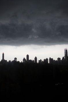Hiroji Kubota 2014 USA. NYC. 2014. Looking east over Central Park.   Magnum Photos