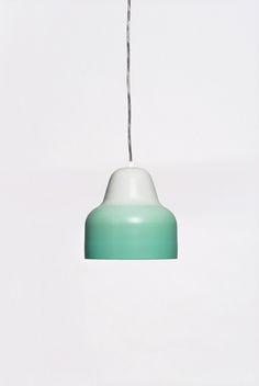 Love the ombre. Holo pendant lamp by Patrycja Domanska