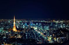 20 Most Beautiful Cities at Night - YeahMag