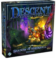 Descent 2nd Edition : Shadow of Nerekhall Expansion