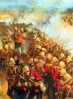 The Battle of Ulundi