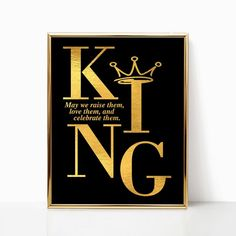 Young King - Raise Love Celebrate Black Boy Joy Black Excellence Wall Decor Positive Vibes Gift for Him Word Art Bedroom Decor Black Love Art, Black Girl Art, Black Boys, Black Girl Magic, Printable Quotes, Printable Art, King Quotes, Peace Quotes, Queen Quotes