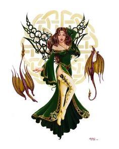 irish fairies   Celtic Fairy picture by AMERICANREPO8721 - Photobucket