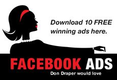 Facebook Ads Don Draper Would Love |