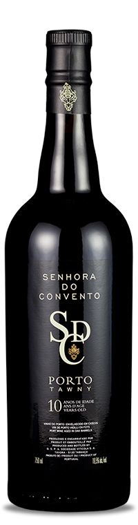 Tamed by time and wood, the Senhora do Convento Tawny 10 Years presents a brownish color and a refined profile. Aged in oak and chestnut, this is how it gets its aroma and taste of dried fruit and hints of toast. Ideal with desserts or to enjoy as an aperitif. A Tawny of excellence to enjoy slowly and discover all its nuances.