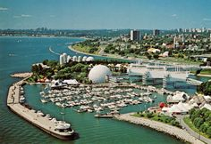 Mid-century fashion, vintage pop culture and retro cool. from Expo 67 and beyond. Montreal Quebec, Quebec City, Ontario Place, Expo 67, O Canada, Lounge, G Adventures, Landscape Photos, Aerial View