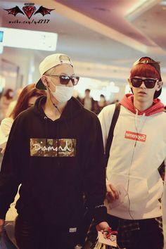 tao & chanyeol #exo