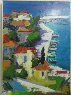 Κολοκυυας βασιλης Greeks, Painters, Artists, Silk, Pictures, Silk Sarees, Artist