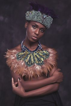 London-based fashion label and handmade jewellery expert Anita Quansah London