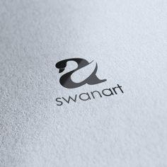 Logo / Swanart by SPARKcreative / a
