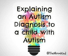 Explaining Autism to Child with Autism - Lilly's Diagnosis