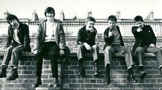 They were formed in Londonderry in the - a city deeply affected by Northern Ireland's Troubles, yet few bands can put a smile on your face as quickly as The Undertones. Northern Ireland Troubles, When Someone Loves You, The Undertones, 70s Punk, Rock News, Band Pictures, Pop Heroes, Group Of Friends, Punk Art