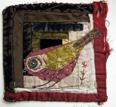 lovely handwork by Mandy Pattullo (uk)-Thread and Thrift